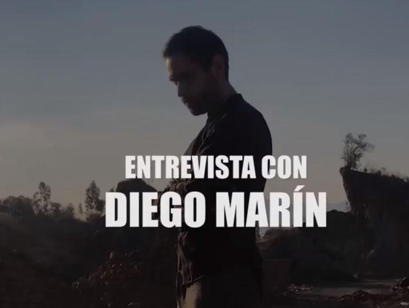 Entrevista a Diego Marín, creador escénico