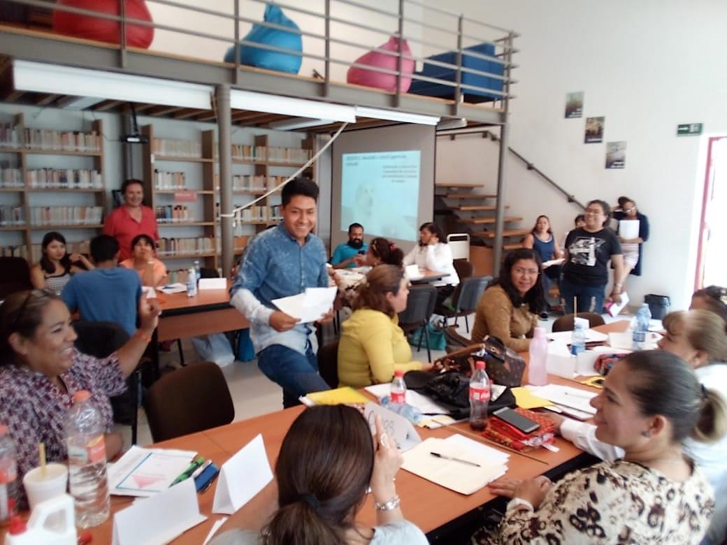 Avanza estrategia de la Dirección General de Bibliotecas para la reactivación de recintos