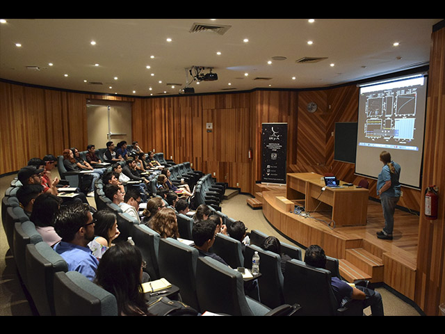 Realiza IRyA de la UNAM Campus Morelia Escuela de Verano en Astrofísica