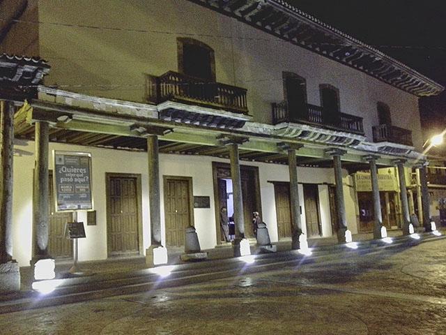 Museo de la Sede Histórica del Primer Supremo Tribunal de Justicia