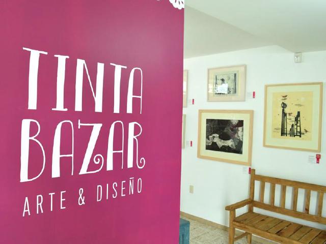 Galería Tinta Bazar