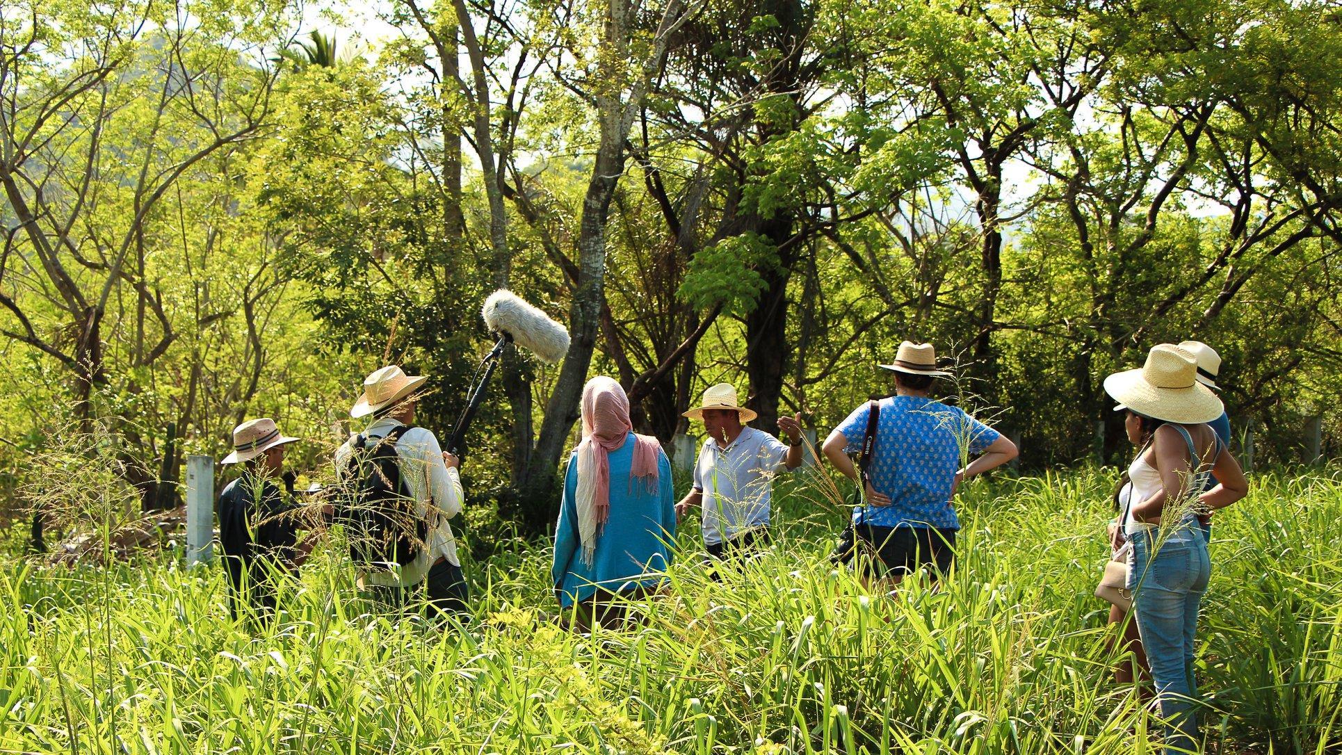 La vida de los habitantes de Chiriquí, Panamá, este mes en el Seminario Experiencias en Trabajo de Campo, del LANMO