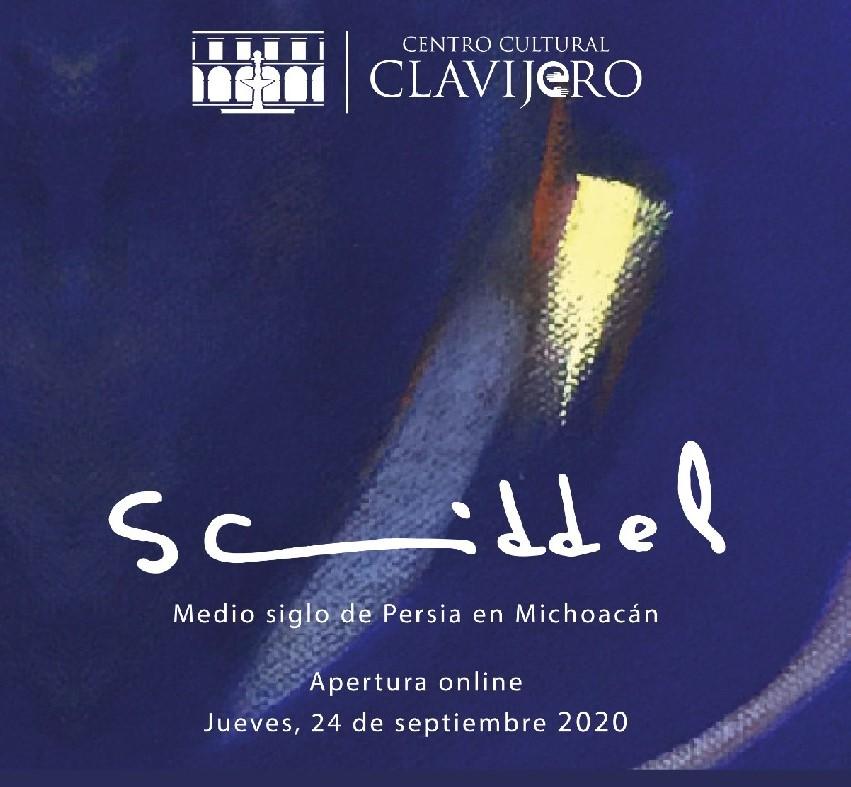 Muestra del artista iraní Sciddel, en Centro Cultural Clavijero
