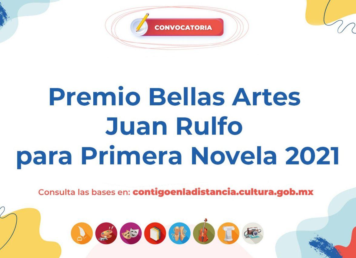 Convocan al Premio Juan Rulfo para Primera Novela