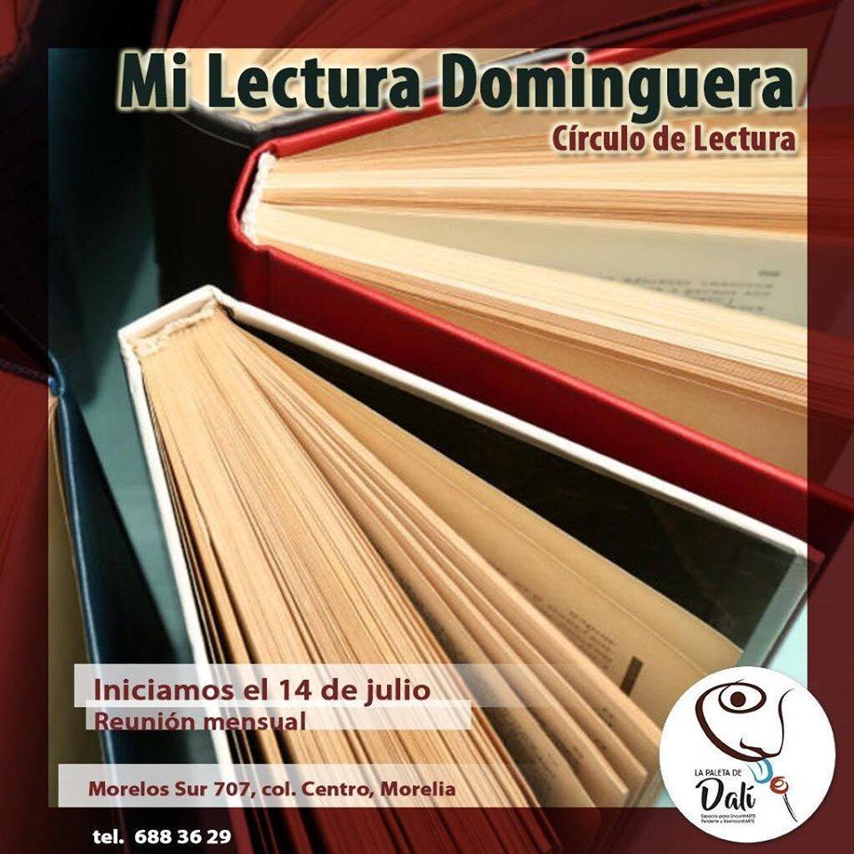 Mi Lectura Dominguera: Círculo de Lectura
