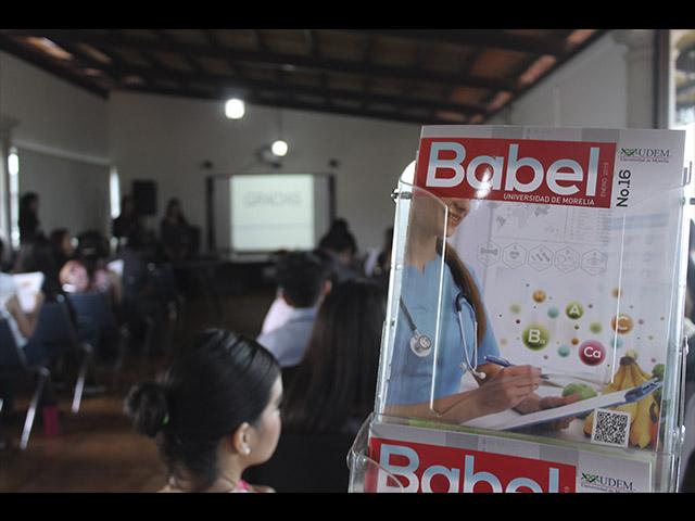 Revista Babel presenta alternativas favorables para el impulso de la salud nutricional