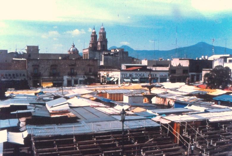 Centro Histórico de Morelia a 19 años de su rescate