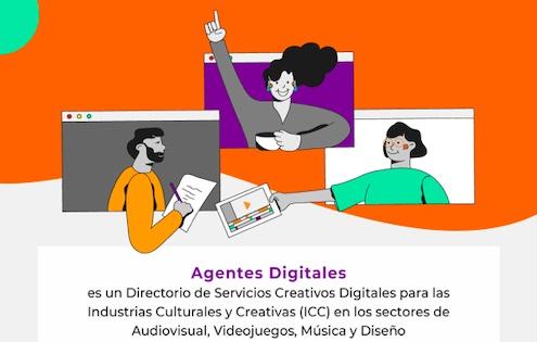 Presenta Centro de Cultura Digital el Directorio Comercial y Estadístico de Servicios Creativos Digitales