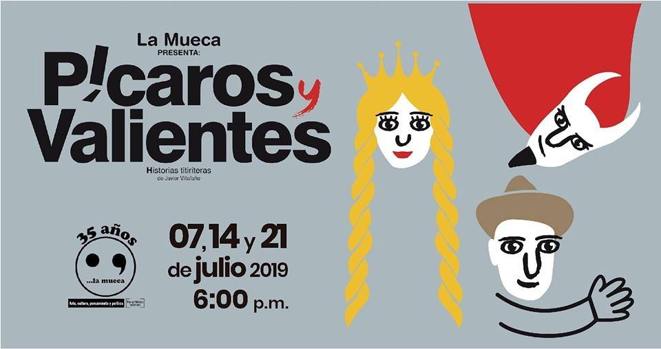 Verano de Pícaros y Valientes en Foro La Mueca.