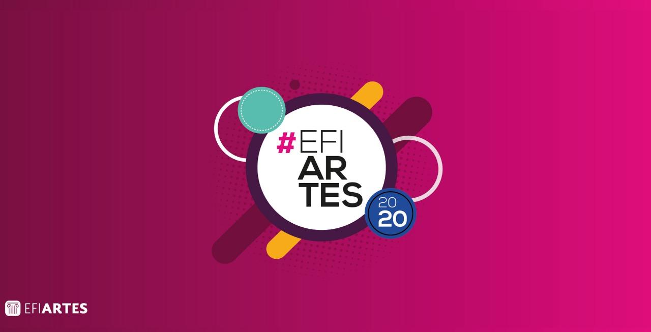 Últimas horas para presentar proyectos EFIARTES 2020