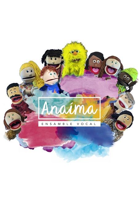 El ensamble vocal Anaíma, ofrece música y canto para todas las generaciones