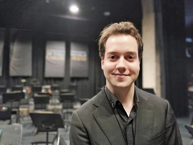 John Henry Crawford ganador del IX Concurso Internacional de Violonchelo Carlos Prieto