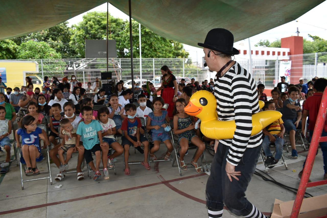 Cultura Comunitaria promueve el bienestar social en Apatzingán