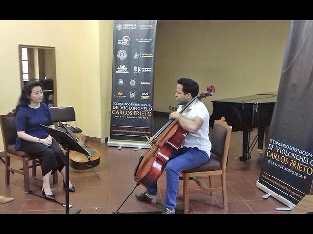Los mexicanos destacan por su pasión a la música: Namula y Asier Polo