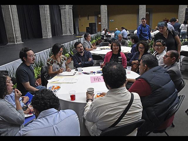 Desarrollo y diversidad cultural, temas de discusión en el Foro Nacional: Planeando Juntos la Transformación de México