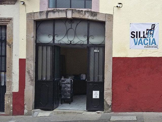 Silla vacía Editorial promueve la difusión de las humanidades con la apertura de librería