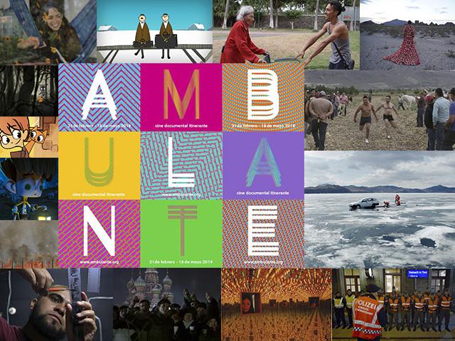 Más de cien películas de treinta países integran la programación de la Gira de Documentales Ambulante