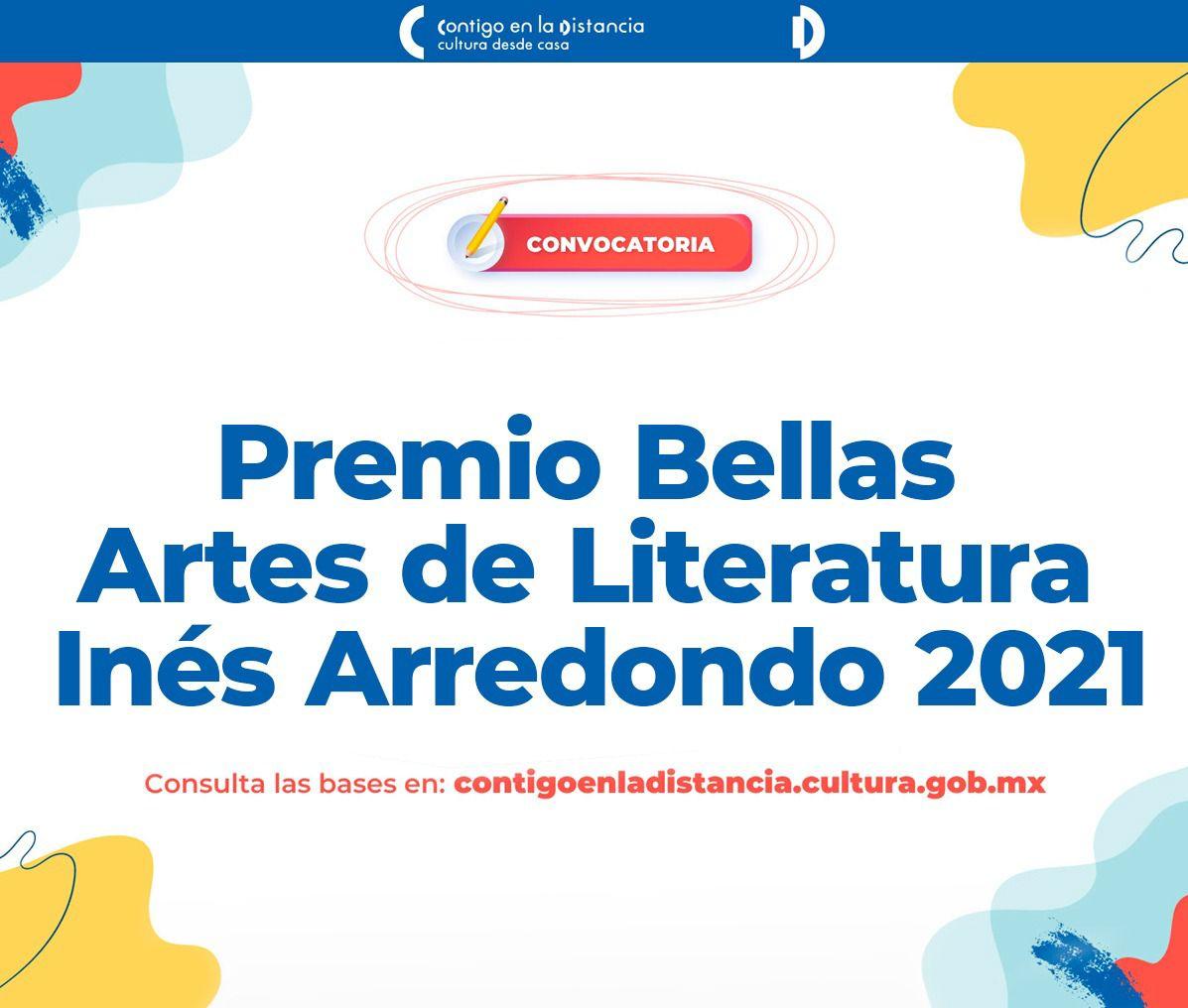 Convocan a escritoras mexicanas mayores de 55 años al Premio de Literatura Inés Arredondo 2021