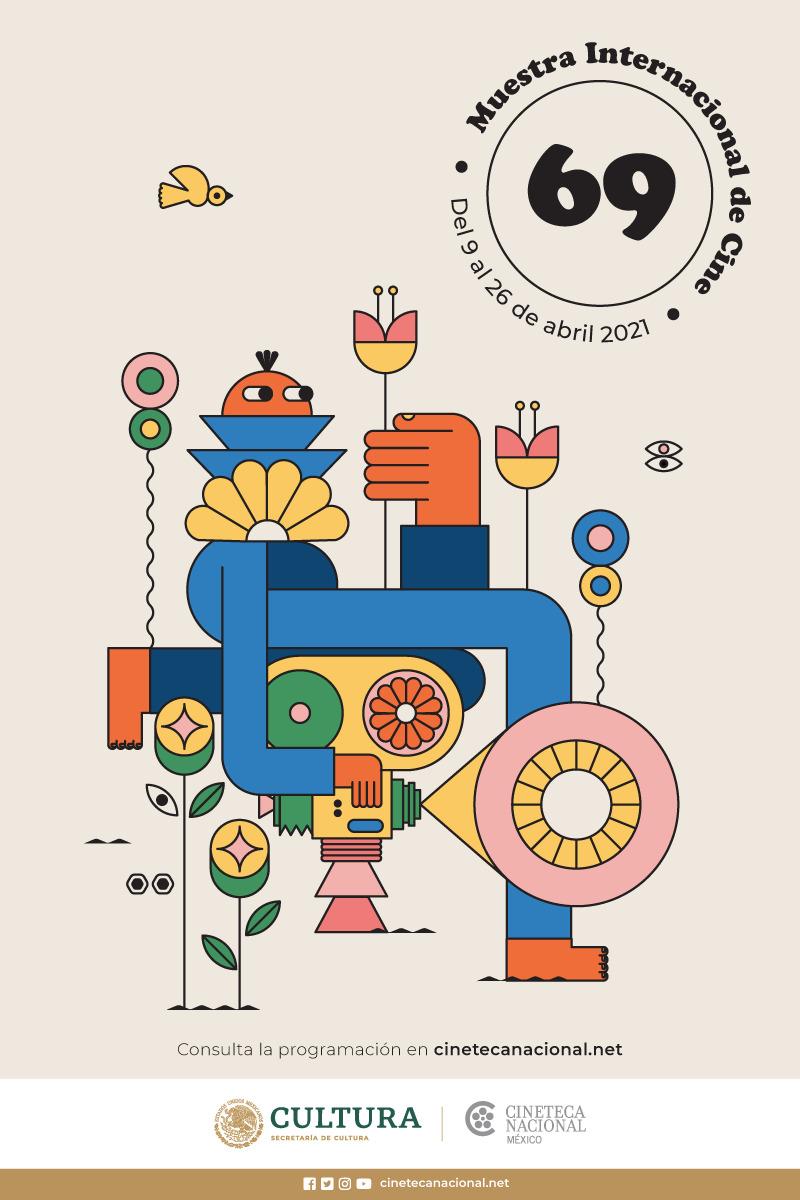 Llega a la Cineteca Nacional la 69 Muestra Internacional de Cine