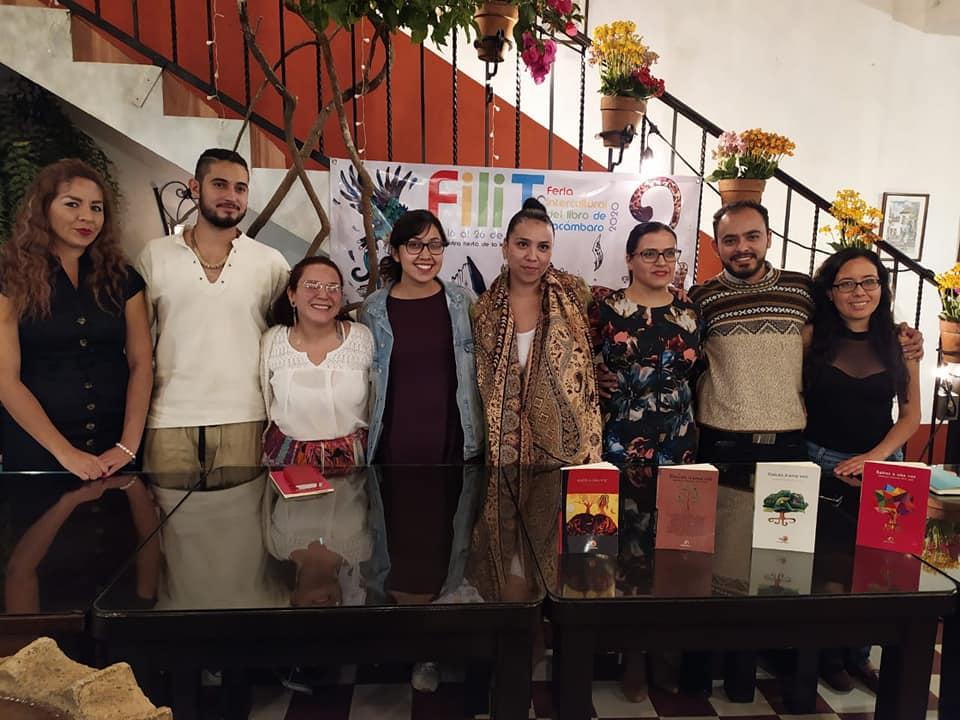 Ya viene la Feria Intercultural del Libro de Tacámbaro