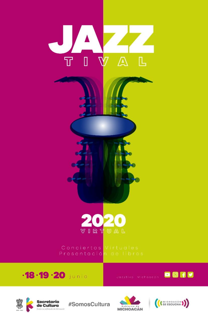 Tendrá Jazztival 7 conciertos virtuales en su edición 2020