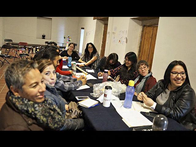 Concluye taller de Herramientas artísticas para el trabajo comunitario