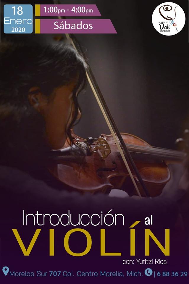 Clases de violínClases de Violín