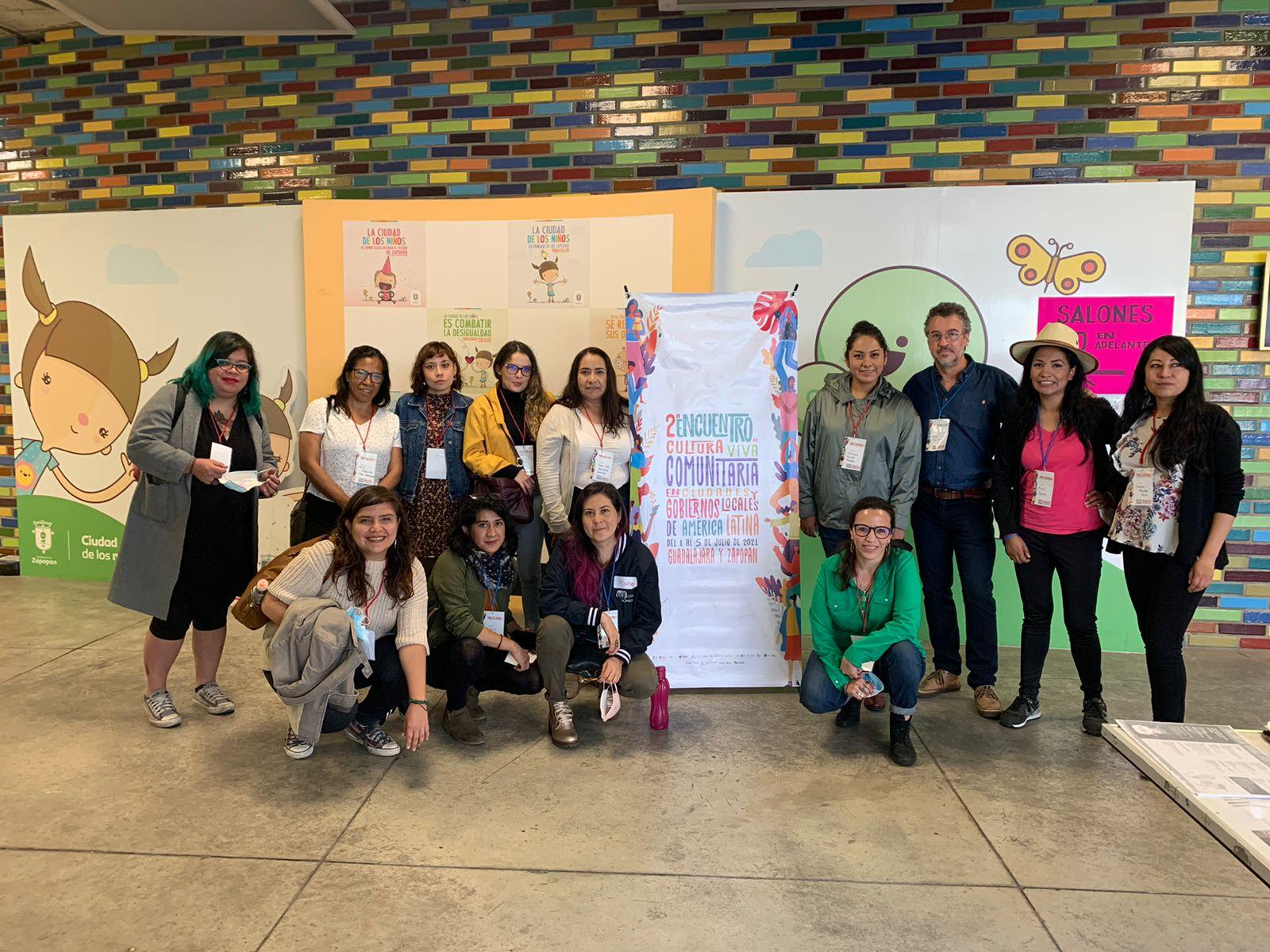 México alberga Encuentro de Cultura Viva Comunitaria en ciudades y gobiernos locales de América Latina