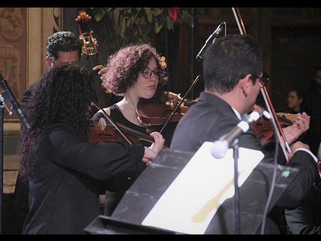 Familias disfrutaron del segundo Concierto de Fin de Año en Catedral de Morelia