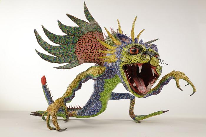 Alberga Museo de Culturas Populares muestra Animalia. La fauna en el arte popular mexicano
