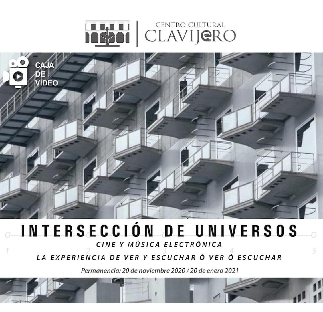 En Clavijero, muestra sobre universos sonoros y visuales