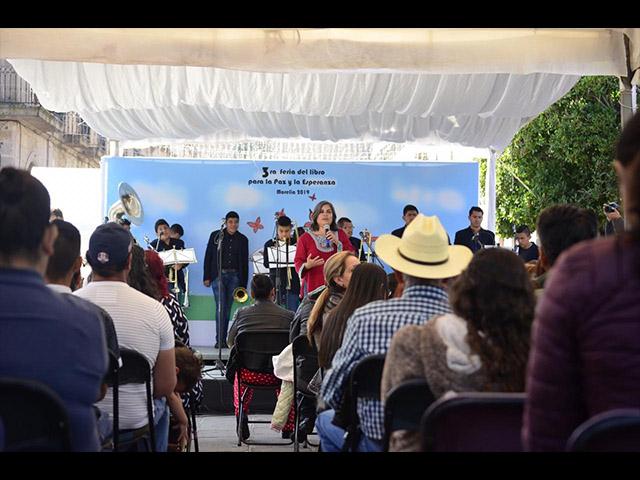 Concluye el Programa Coros Infantiles y Grupos Artísticos Comunitarios en Morelia