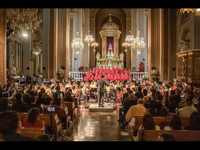 Morelia enaltece nombramiento de Ciudad Creativa de la Música