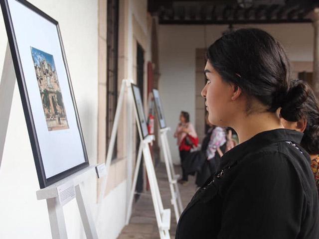 Inauguran la muestra Recuerdos que evocan de Lupita Reyes