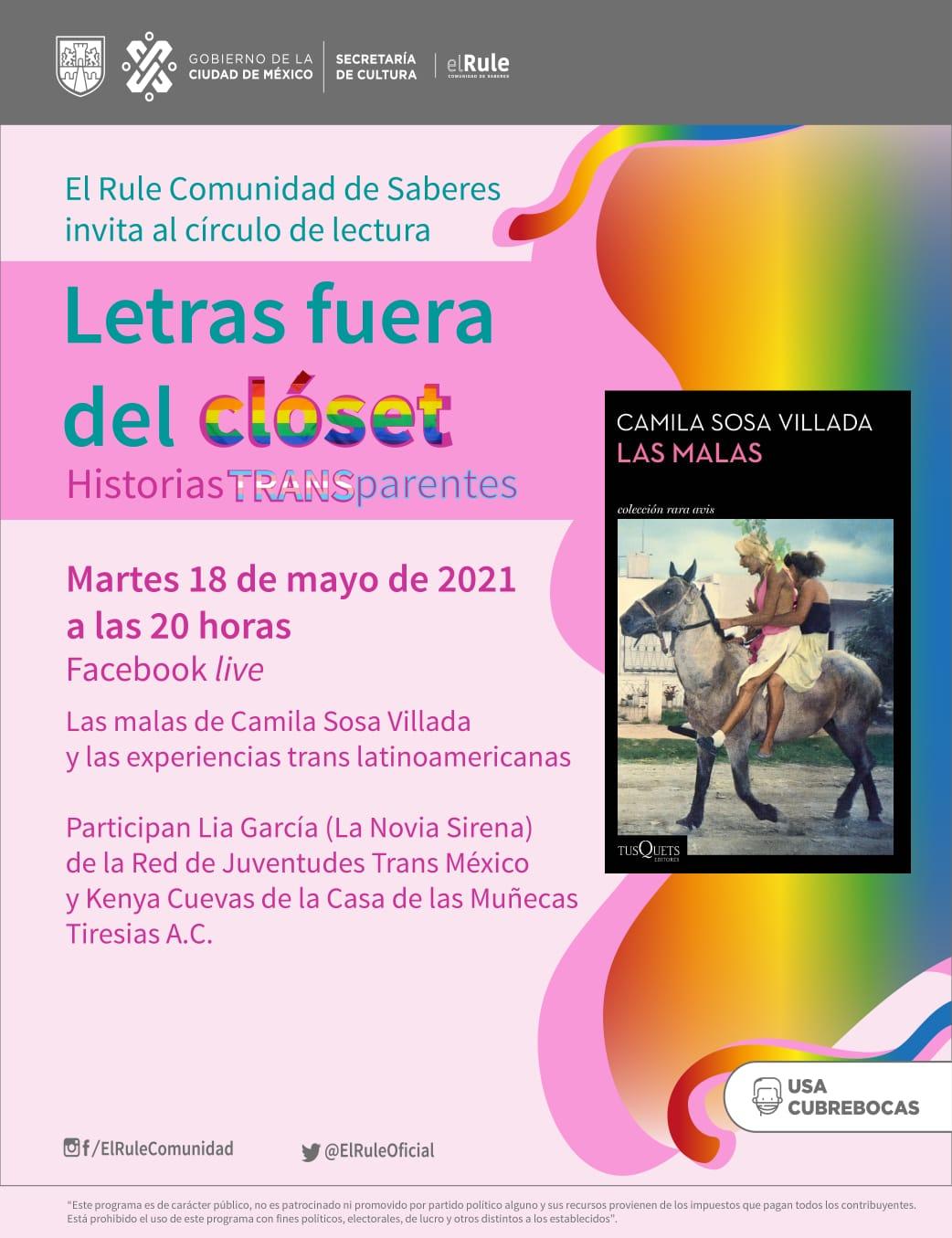 Conmemoran recintos culturales Día Internacional contra Homofobia, Transfobia y Bifobia