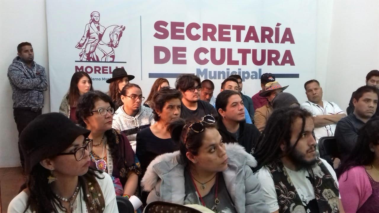 Artesanos de Morelia tienen acercamiento con el ayuntamiento