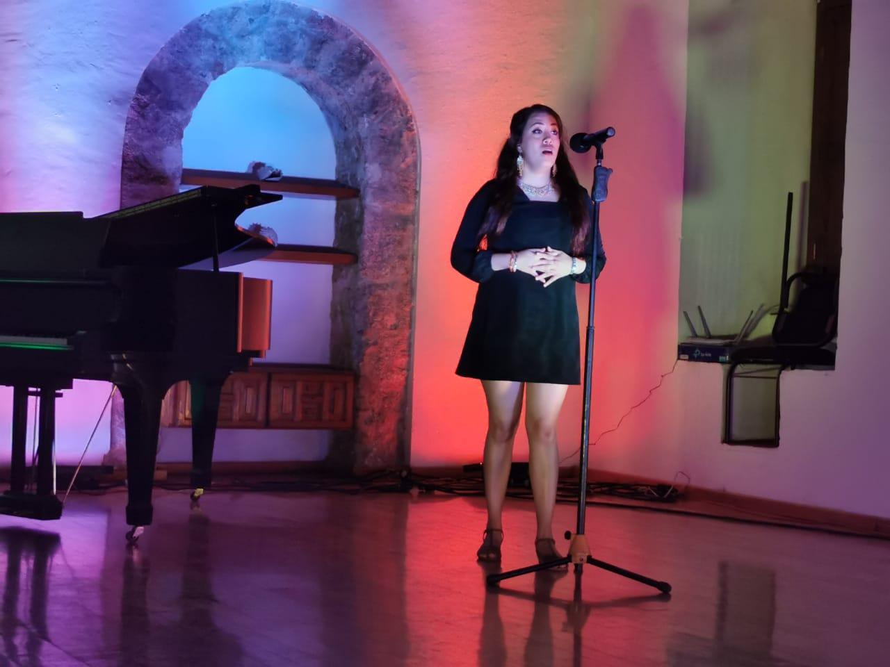Presenta Casa de la Cultura de Morelia Recital Virtual de Canto