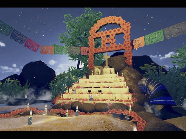 Invita la UDEM a su altar de muertos interactivo