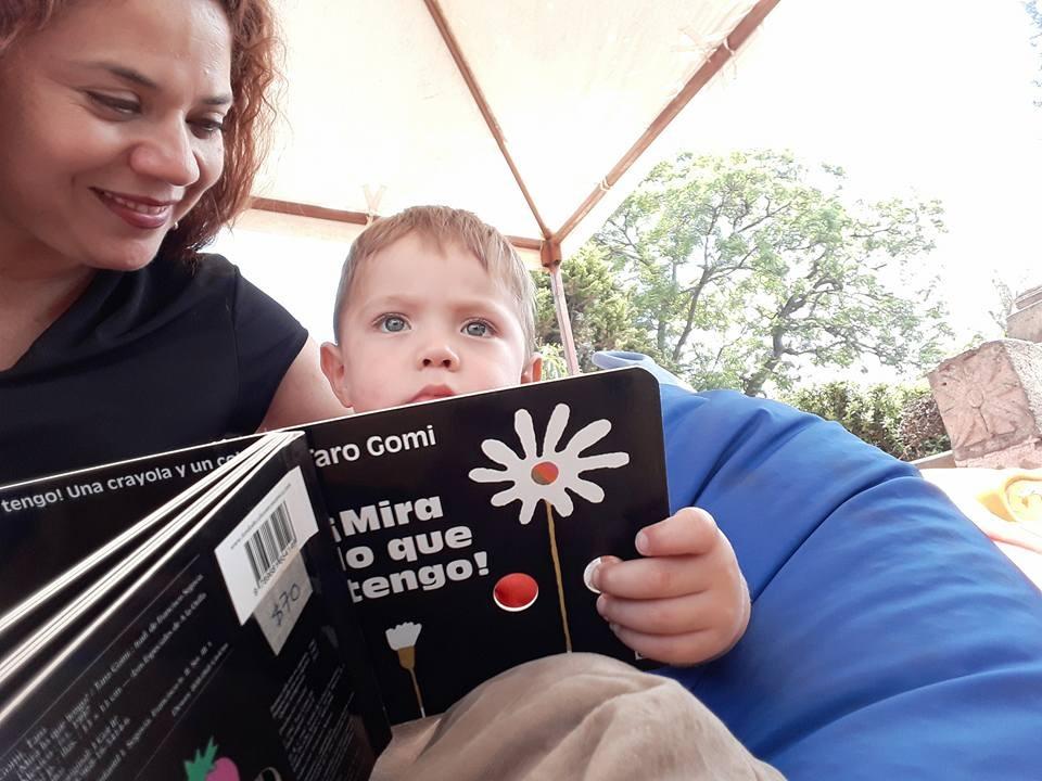 """El Traspatio invita a su """"Sesión de lectura con bebés 0 a 2 años"""""""