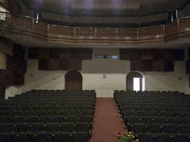Teatro Cenobio Paniagua (Antes Teatro Obrero)